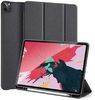 Черный чехол книжка подставка для iPad Pro 11 2020 с держателем Pencil
