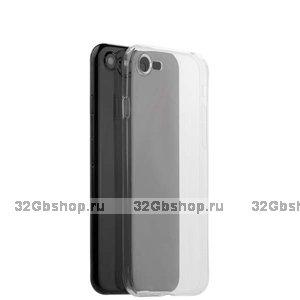 Прозрачный силиконовый чехол для iPhone SE 2