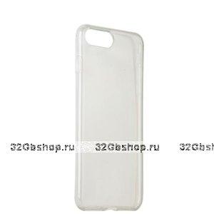 Прозрачный силиконовый чехол для iPhone SE 2 уплотненный