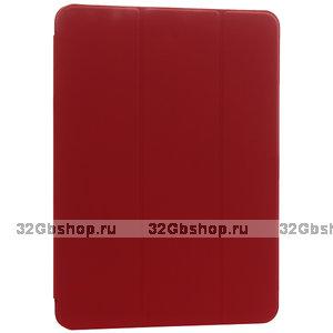 Красный чехол обложка Smart Folio Red для iPad Pro 11 2020
