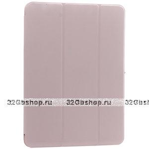 Розовый чехол обложка Smart Folio Pink для iPad Pro 11 2020