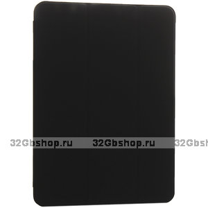 Черный чехол обложка Smart Folio Black для iPad Pro 11 2020