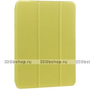 Желтый чехол книжка Smart Case Yellow ArtCase для iPad Pro 11 2020