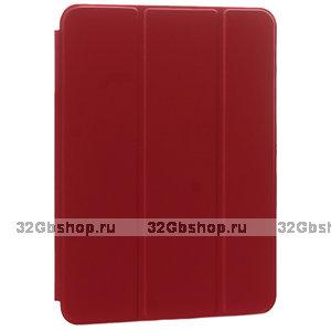 Красны чехол книжка Smart Case Red ArtCase для iPad Pro 11 2020