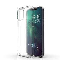 """Прозрачный усиленный силиконовый чехол для iPhone 12 Pro Max (6.7"""")"""