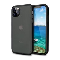"""Черный чехол бампер для iPhone 12 Pro Max (6.7"""")"""