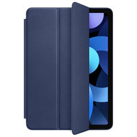 Темно-синий чехол книга для Apple iPad Air 4 2020 - Smart Case DarK Blue