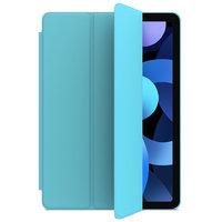 Голубой чехол книга для Apple iPad Air 4 2020 - Smart Case Blue