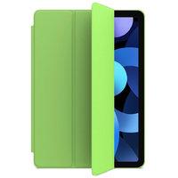 Зеленый чехол книга для Apple iPad Air 4 2020 - Smart Case Green