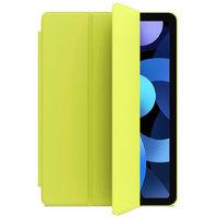 Желтый чехол книга для Apple iPad Air 4 2020 - Smart Case Yellow