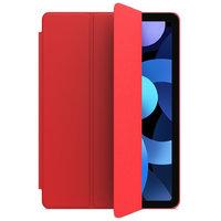 Красный чехол книга для Apple iPad Air 4 2020 - Smart Case Red