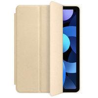 Золотой чехол книга для Apple iPad Air 4 2020 - Smart Case Gold