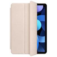 Бежевый чехол книга для Apple iPad Air 4 2020 - Smart Case Beige