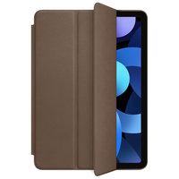 Коричневый чехол книга для Apple iPad Air 4 2020 - Smart Case Brown