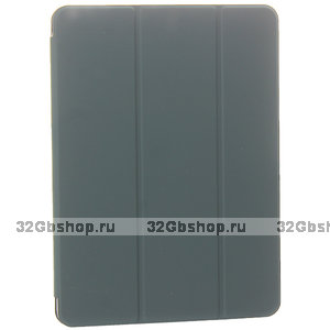 Зеленый чехол-книжка для iPad Air 4 2020 - Baseus Simplism Magnetic Leather Case Green