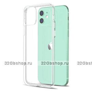 """Прозрачный силиконовый чехол для iPhone 12 mini (5.4"""")"""