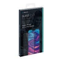 Стекло защитное Deppa 2,5D Full Glue для iPhone 12 / 12 Pro (6.1) 0.3mm Black