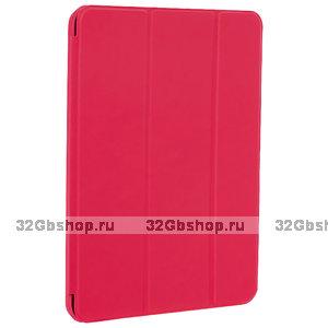 "Красный чехол книга для Apple iPad Pro 11"" 2021 - Art Case Smart Series Red"