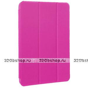"Ярко-розовый чехол книга для Apple iPad Pro 11"" 2021 - Art Case Smart Series Hot Pink"