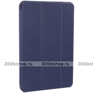 "Темно-синий чехол книга для Apple iPad Pro 11"" 2021 - Art Case Smart Series Dark Blue"