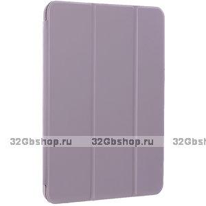 "Серый чехол книга для Apple iPad Pro 11"" 2021 - Art Case Smart Series Dark Grey"
