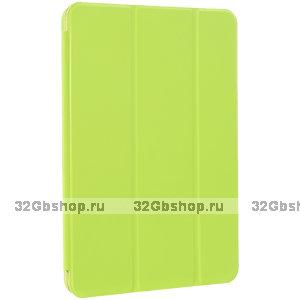 "Зеленый чехол книга для Apple iPad Pro 11"" 2021 - Art Case Smart Series Grass Green"
