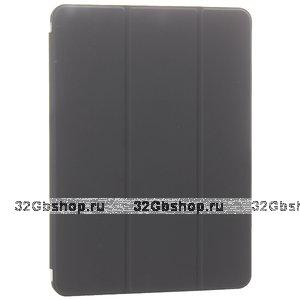 """Черный чехол книжка для iPad Pro 11"""" 2021 - Baseus Simplism Magnetic Leather Case Black"""