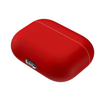 Красный силиконовый чехол для AirPods 3 (2021)