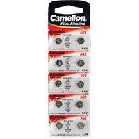 Элемент питания Camelion G2 (396A / LR726 / 196 батарейка для часов)