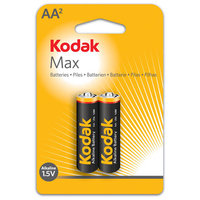 Батарейка Kodak LR6-2BL max АА
