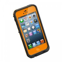 Защитный чехол для iPhone 5s / SE / 5 - LifeProof frē iPhone 5 Case Orange