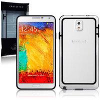 Бампер для Samsung Galaxy Note 3 N9000 черный