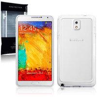 Бампер для Samsung Galaxy Note 3 N9000 прозрачный