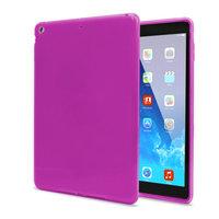 Силиконовый чехол для iPad Air 5 фиолетовый