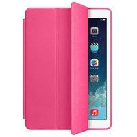 Чехол обложка с задней крышкой для iPad Air 5 - Smart Case Type Pink розовый