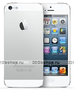 Apple iPhone 5 64Gb white белый