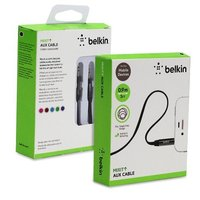 Аудио-кабель aux Belkin 3.5 на 3.5