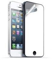 Зеркальная защитная пленка для iPhone 5 / 5s / SE