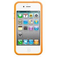 Бампер Vser для iPhone 4/4S оранжевый