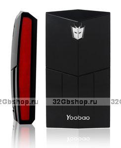 Аккумулятор внешний универсальный - Yoobao Thunder Power Bank YB-651 Black 13000 mAh