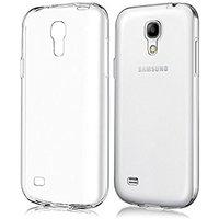 Чехол задняя накладка для Samsung Galaxy S4 Mini прозрачная