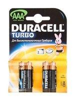 Батарейка Duracell LR03-4BL Turbo ААА