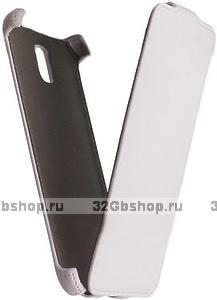 Чехол книжка Armor Case для Samsung Galaxy Note 3 N9000 белый