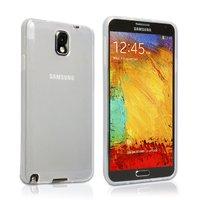 Чехол силиконовый Jekod для Samsung Galaxy Note 3 N9000 белый