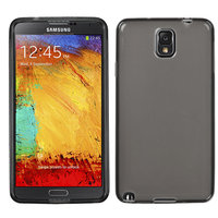 Чехол силиконовый Jekod для Samsung Galaxy Note 3 N9000 серый