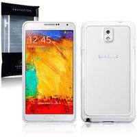 Бампер для Samsung Galaxy Note 3 N9000 белый