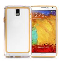 Бампер для Samsung Galaxy Note 3 N9000 оранжевый