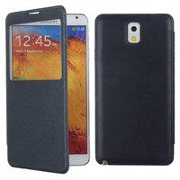 Чехол-обложка S View Cover для Samsung Galaxy Note 4 черный чехол с окошком
