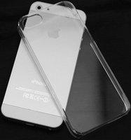 Чехол накладка для iPhone 5s / SE / 5 прозрачный пластик