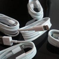 Кабель Lighting - USB для iPhone 5 / 5s / 5c / SE, iPhone 6s / 6, iPhone 7 / 7 Plus, iPad mini / iPad air